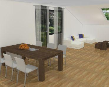 kuhinjske mize in stoli