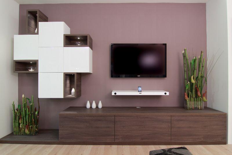 Moderne dnevne sobe Erjavec za sprostitev in druženje