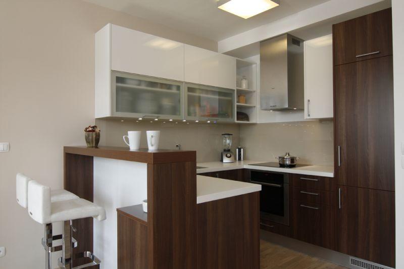 Küchen für Einzimmerwohnungen