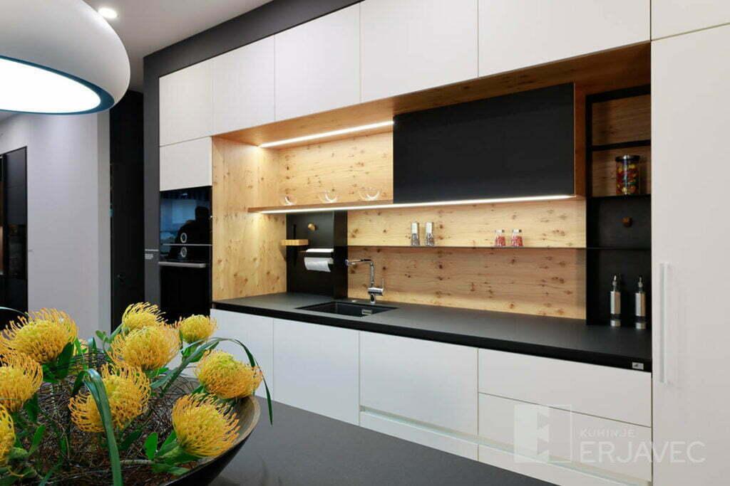 Moderne Küchen mit intelligenter Technik.