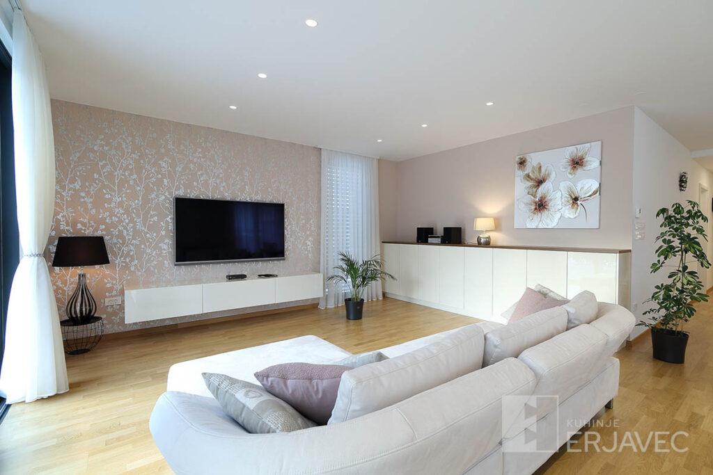 Schöne und moderne Wohnzimmer