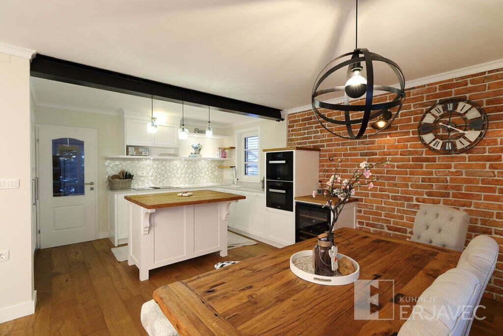 Schöne Kücheninseln von modernem Design